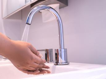 Adote o hábito de lavar as mãos!