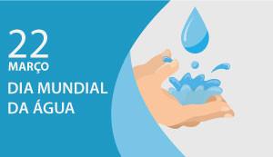 Dia Mundial da Água!