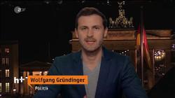 Wolfgang Gründinger im ZDF