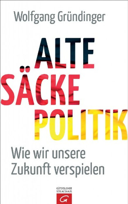 Alte Säcke Politik - Buch-Cover