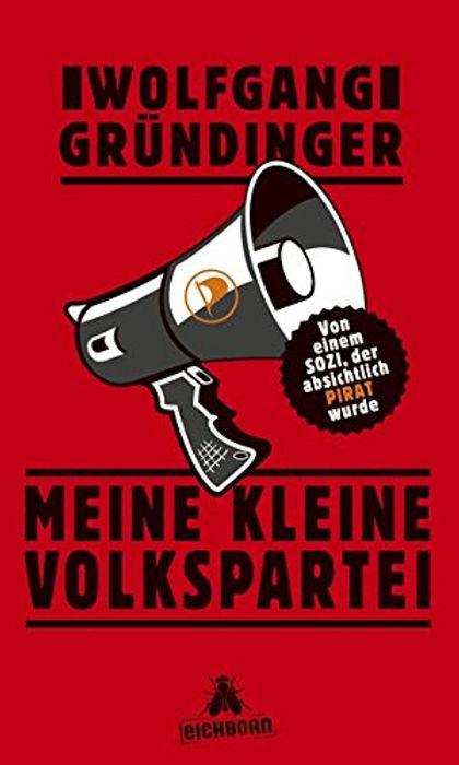 Meine kleine Volkspartei - Buch-Cover