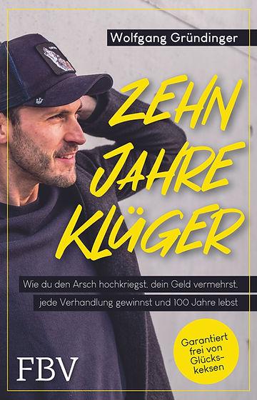 Zehn Jahre klüger - Buch-Cover