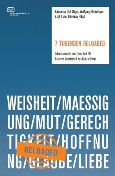 7 Tugenden reloaded - Buch-Cover