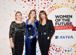 ClicknClear Founder Wins Prestigious Women of the Future Entrepreneur Award!