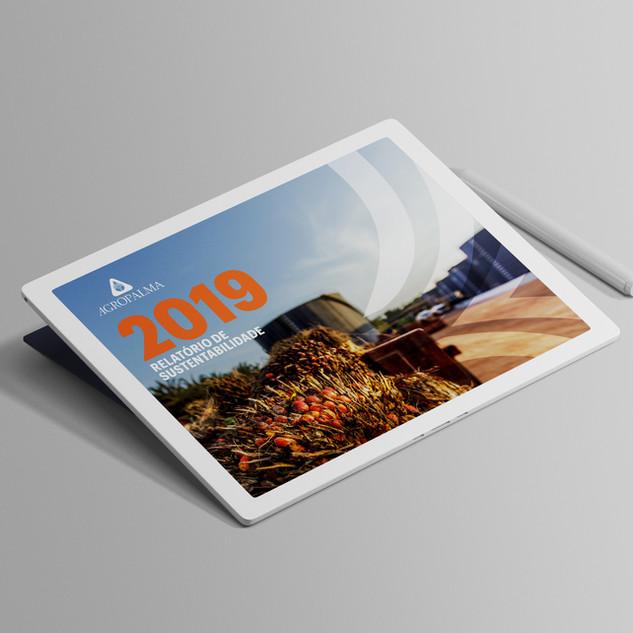 Relatório de Sustentabilidade 2019 | Agropalma
