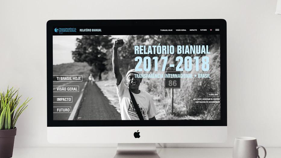 Relatório Bianual 2017-2018