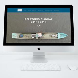 Relatório Bianual 2018-2019 | Instituto Linha D'Água
