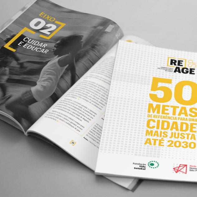 [re]age SP | Fundação Tide Setubal e Rede Nossa São Paulo