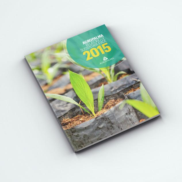 Relatório de Sustentabilidade 2015 | Agropalma