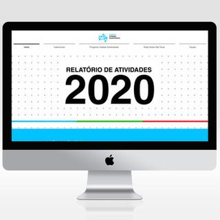 Relatório de Atividades 2020 | Instituto Cidades Sustentáveis