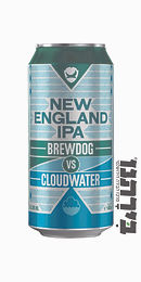 Brewdog VS Cloudwater - ברודוג