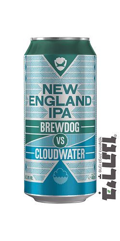 Brewdog VS Cloudwater - ברודוג