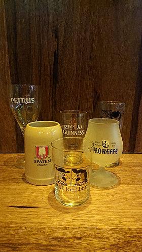 כוסות בירה בכול הסוגים והגדלים