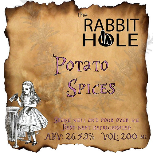 Potato Spices-פוטיטו ספייס