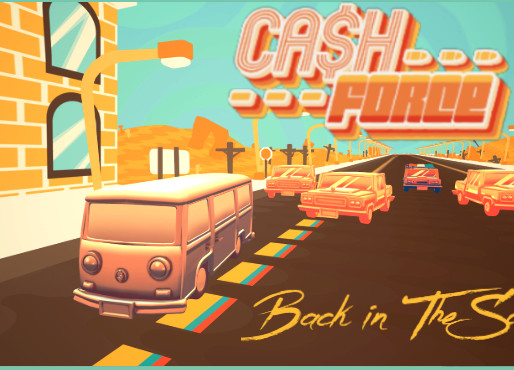 Cash Force: Back In The Saddle