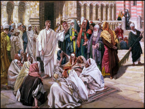 From Passion to Resurrection #02 Tuesday - Jesus' Authority - Why do you ask a question?