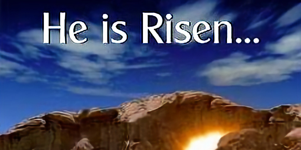 Easter Sunday - Sunrise 6:00 am and Easter Service 10:00 am