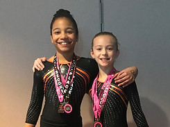 KWGC WAG athletes at competition