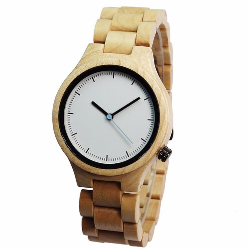 New Wood Watch Unisex Relogio Masculino DeLux Gift