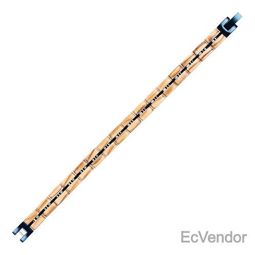Olive wood unisex Bracelets fashion Wood design from EcVendor