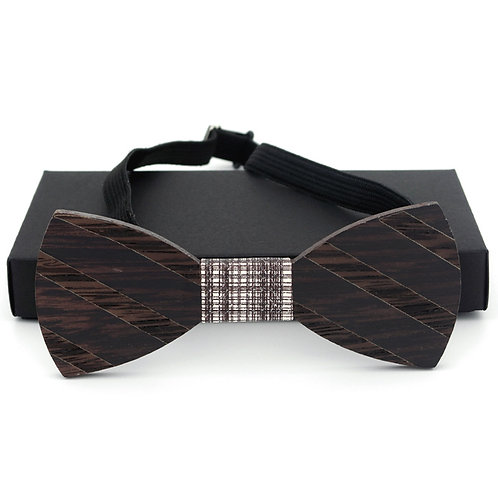 8 colors New handmade vintage wooden bow tie fashion Men bow tie