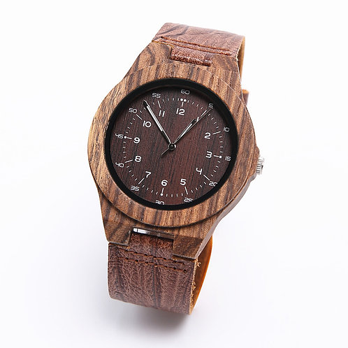 Men Watches Relogio Masculino Clock Wooden Watch from EcVendor