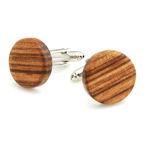 wooden Suit cufflinks Men Unique gift 5 pairs wholesale