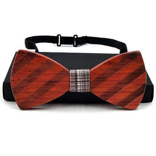 8 colors New handmade vintage Men wooden bow tie fashion Suit Decorations
