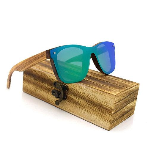Unisex New Style Wood eyewear wooden sunglasses from EcVendor