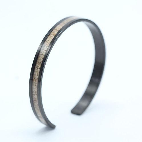 Unisex New Style Woodgrain Wood Bracelets from EcVendor