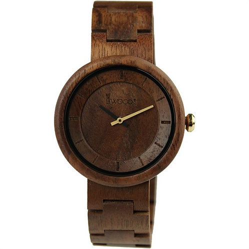 New Unisex Natural SandalWood Watch