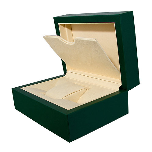 Green Wood Watch box Luxury Wooden box from EcVendor High Quality