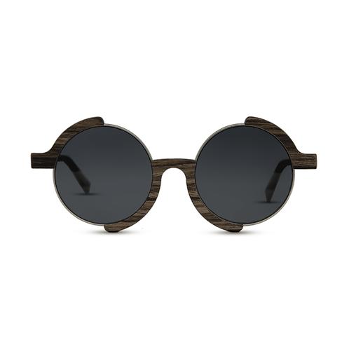 Creative Wood New Wood Eyewear Wooden Sunglass from EcVendor