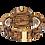 Thumbnail: Wholesale of Men Wooden Watches Luxury ZebraWood  Natural Wood Quartz Wristwatch