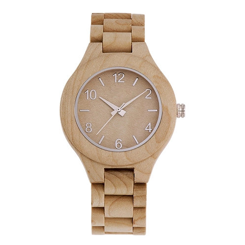 Maple eco Wear Wood watches Men wear from EcVendor
