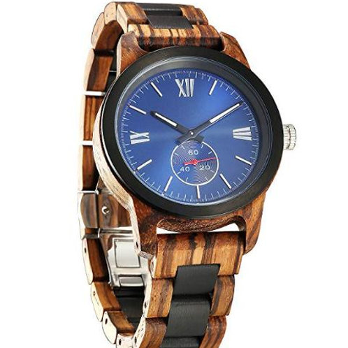 Men Stylish Wood Watches Wood Gift from EcVendor