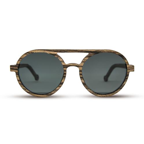 Wood Sunglasses Men Unisex Eyewear Wooden Sunglass from EcVendor