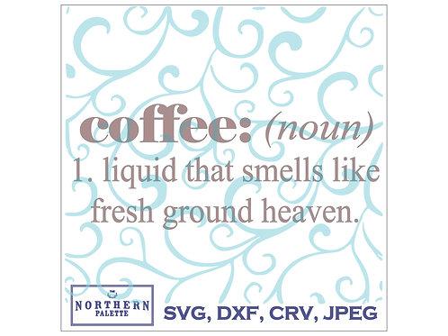 coffee def