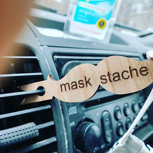 Car Vent Mask Holder