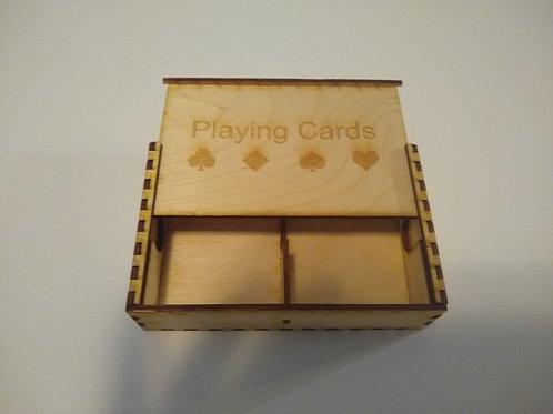 Playing Card Box- Kit