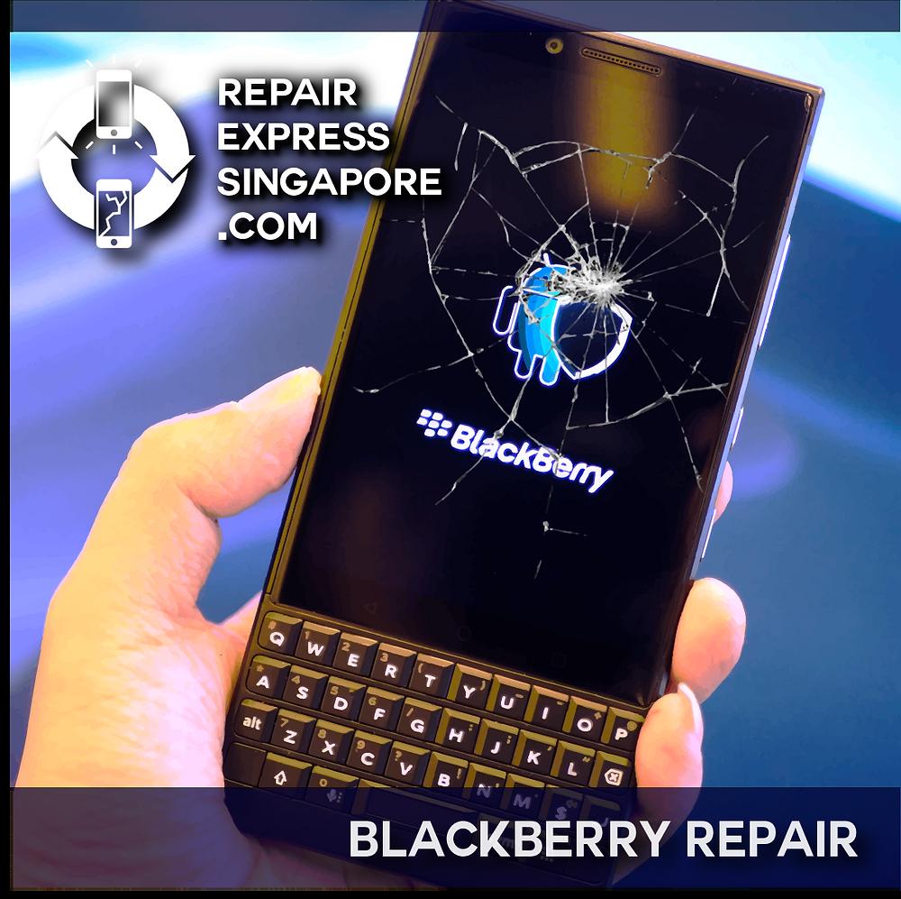 BlackBerry Screen Replacement