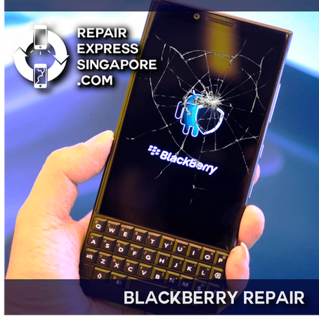 BlackBerry Screen Replacement