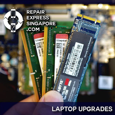 Laptop Upgrades