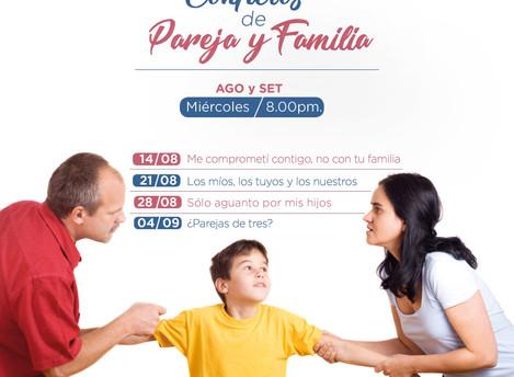 Talleres Semanales - Ago y Set 2019