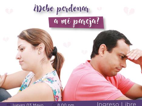 Seminario para Matrimonios - 03 de Mayo