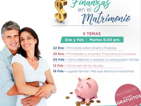 Talleres Semanales - Ene 2019