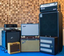 Electric Air Studios - Photos - Amps-1