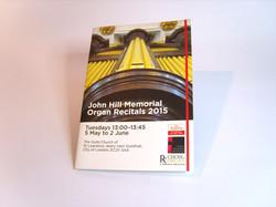 John Hill programme