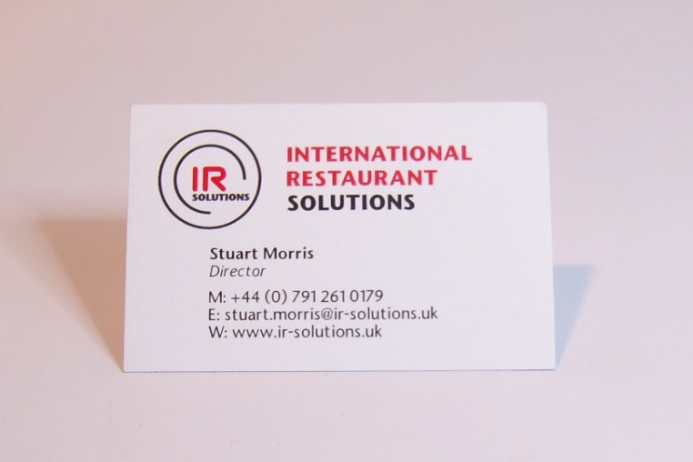International Restaurant Solutions