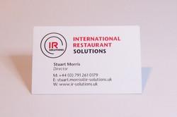International Restaurant Solutions